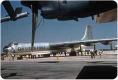 B-36 Convair 1957