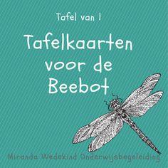 De Beebot alleen voor de kleuters? Wel nee! Ook in de middenbouw kun je de Beebot (of de Bluebot) natuurlijk goed in zetten. In dit artikel vertel ik je meer over de Beebot in combinatie met tafelkaarten.