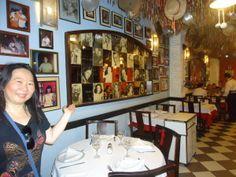 Inaugurada em 1931 por imigrantes italianos, a cantina exibe fotos de sua clientela estrelada. A cantina possui decoração tipica do sul da Itália, e as paredes são cobertas com fotos de seus clientes estrelados. As refeições são uma grande festa, com música italiana e pratos caindo no chão!