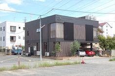 「鉄骨造住宅 外壁」の画像検索結果
