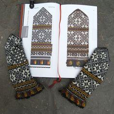 Ravelry: Vidzeme, Sigulda pattern by Maruta Grasmane