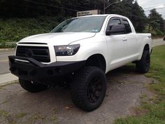 I want to do this to the grill! Toyota Tundra Off Road, 2012 Toyota Tundra, Tacoma Toyota, Lifted Tundra, Tundra Truck, Toyota Trucks, Lifted Trucks, 2013 Tundra, Toyota Tacoma Accessories