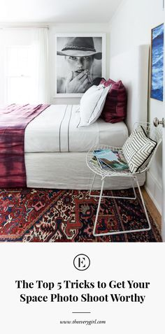 The Top 5 Interior Tricks to Get Your Space Photo Shoot Worthy | The Everygirl