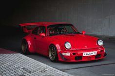 Porsche 964 turbo W/ RWB kit