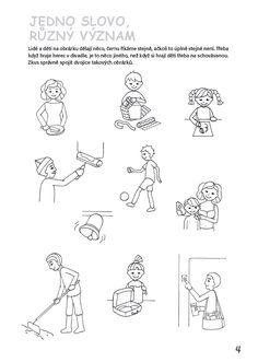 100 úžasných aktivit k rozvoji vnímání a řeči dětí od 4 do 7 let