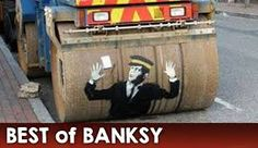 Image result for banksy street art
