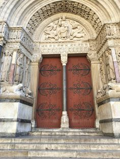 I'd had my fill of cathedrals by this time in our trip to France. So I was not enthused about finding theChurch of St. Trophime, a recommended stop in Arles. I think I even whined about wan…
