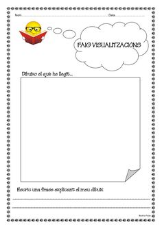 Estrategies lectores . Organitzadors grafics Coding, Writing, Graphic Organizers, Reading Comprehension, Initials, Day Planners, Activities, Programming