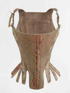 File:Corset, 1770-1790. MoMu - Fashion Museum Province of Antwerp, www.momu.be. Photo by Hugo Maertens, Bruges..jpg