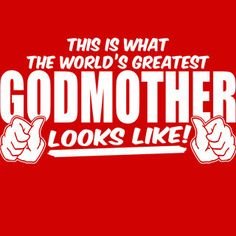 This Is What The World& Greatest GodMother Looks Like T-Shirt Funny Mother& Day God Mother Gift Tee Shirt Tshirt Mens Womens Kids on Etsy, Funny Fathers Day Gifts, Funny Mothers Day, What The World, Happy Relationships, Daughter Of God, The Godfather, The World's Greatest, Mother Gifts, Tee Shirts