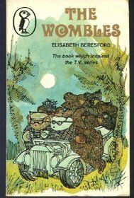 The Wombles by Elisabeth Beresford this was on tv I used to watch this. 1970s Childhood, Childhood Memories, Literary Nonfiction, Great Poems, Penguin Classics, Vintage Children's Books, Antique Books, Kids Tv, Book Authors