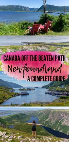 Travel Canada off the beaten path. A complete guide to Newfoundland, with tips from a local! Click to see the top things to do in Newfoundland, and how to get to and around Newfoundland, to plan a wonderful and relaxing trip. #Canada #Newfoundland Cool Places To Visit, Places To Go, Stuff To Do, Things To Do, Canadian Travel, Best Hikes, Newfoundland, Historical Sites, World Heritage Sites