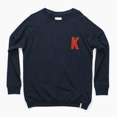 'the Varsity Sweater'   Krochet Kids intl.