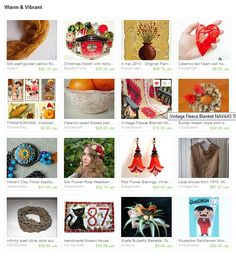 my heart ornament and laced bowl were featured in this Etsy treasury by Yuledecor.. 22.10.2013.