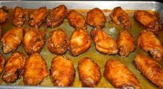 Making crispy, delicious hot wings at home is a snap if you follow these easy steps. There's no deep-frying here, meaning less mess and more time to spend with family and friends. My family …