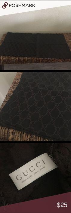 "Authentic Gucci dust bag Drawstring closure 25.5"" long x 13"" Gucci Accessories"