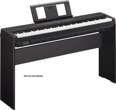 Yamaha P-45 Black - Stagepiano