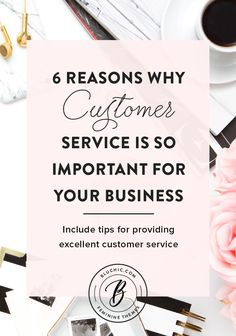 Learn why customer service is so important for your business and tips for providing excellent customer service. Get creative & think outside the box!