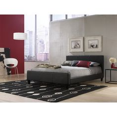 You'll love the Debrorah Upholstered Platform Bed at Joss & Main - With Great Deals on all products and Free Shipping on most stuff, even the big stuff.