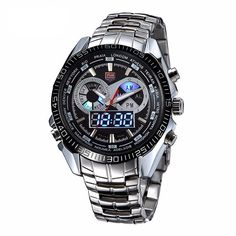 The brand new models are here: Chronomaster Watc... - Check it out here! http://rebel-fox.com/products/chronomaster-watch-iii?utm_campaign=social_autopilot&utm_source=pin&utm_medium=pin