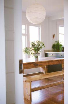simple bench design