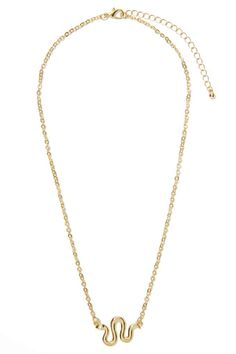 Come Slither Necklace | Shop Jewelry at Nasty Gal