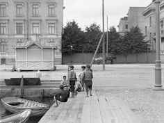 Helsinki, Finland, by I. New Architecture, Old Photographs, Helsinki, Before Us, Finland, Parks, The Past, Street View, Explore