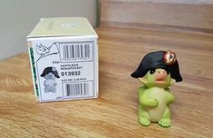 """""""Napoleon Bonapocket"""". Dragon is in excellent condition with base label and original box. It has only been displayed in an enclosed glass cabinet in a smoke-free home. 