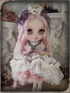 Blythe pretty dress