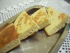 Sem Glúten e Sem Lactose. Pão de Panela!