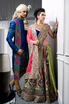 For appointment to become bespoke bride and groom of your choice with our creation log on to www.studiodhananjay.com