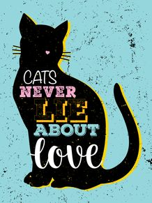 CATS TRUE LOVE 1
