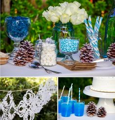Fiesta de Cumpleaños de Frozen, el Reino helado de Elsa