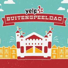 Yelp's Buitenspeeldag Festival - Amsterdam