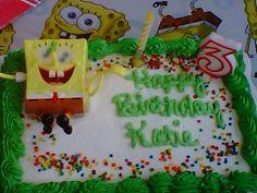 Sponge bob party #3