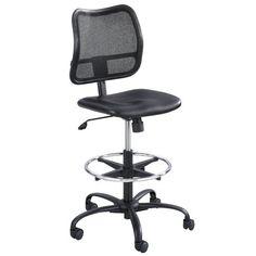 vue mesh drafting chair