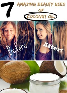 7 Amazing Beauty Uses of Coconut Oil | Deb's Wonderland