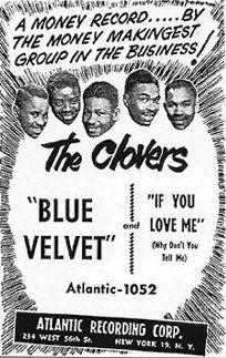 the clovers blue velvet - Yahoo Image Search Results