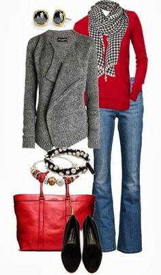 Coco 的美術館: Fashion Combinations Fall/Winter--秋/冬時尚組合