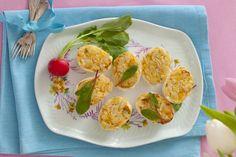 Hit na wielkanocne śniadanie – Jajka faszerowane w skorupkach z migdałami