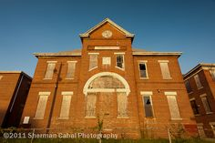 Parkland Public School - Unfortunately, not looking very good these days.