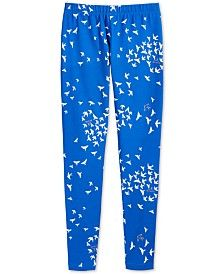 Epic Threads Girls' Bird-Print Leggings, Only at Macy's