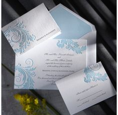 Venice Wedding Invitation | #exclusivelyweddings