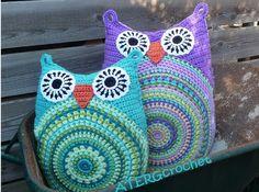 Cute Crochet Owls