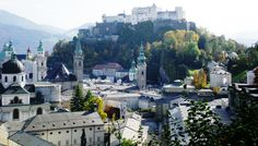 Salzburg, Austria. There are tapestries, aren't there?