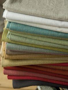 konfetti: (via Linwood Fabrics) Textile Design, Fabric Design, Leather Sofa Decor, Linwood Fabrics, Tartan, Fabric Rug, Chair Fabric, Linen Fabric, Textiles