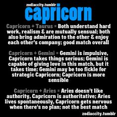 Are Capricorns Compatible With Other Capricorns