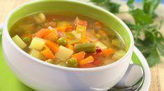 Sopa de verduras para el día siguiente. Rev. Dominical http://www.revistadominical.com.ve/noticias/cocina/sopa-de-verduras-para-el-dia-siguiente.aspx