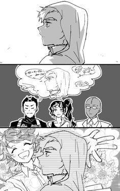 Norman always thinking about emma and ray Manhwa, Manga Anime, Anime Art, Desenhos Love, My Little Pony Games, Good Manga, Neverland, Doujinshi, Haikyuu