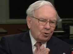 WARREN BUFFETT: If I were in charge of monetary policy, 'I probably wouldn't do much'